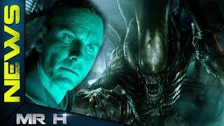 Plot Details For Alien Awakening Emerge - Alien Covenant Sequel News