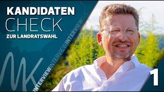 Thomas Riedel (FDP) | Kandidatencheck zur Landratswahl (1/5)