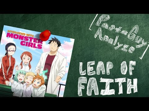 """(GUEST VIDEO) """"Leap of Faith""""- Inteview with Monster Girls [PastaGuyAnalyze]"""