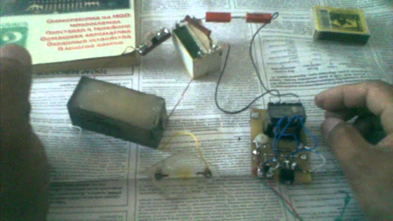 Электрошокер своими руками в домашних условиях фото 559