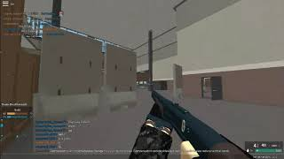 New Phantom Forces Sniper Update in Roblox (New .50 BMG semi-automatic sniper)