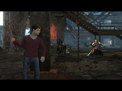 harry potter deathly hallows part 1 game crack