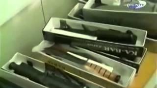 Как определить: является ли нож холодным оружием?