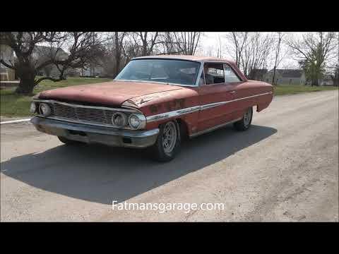 1964 Galaxie 500XL Test Drive