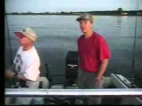 Striper fishing eels at night with joe b youtube for Striper fishing at night
