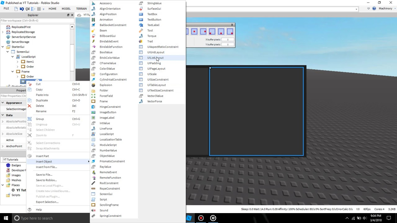 Roblox Scripts Copy And Paste - #GolfClub