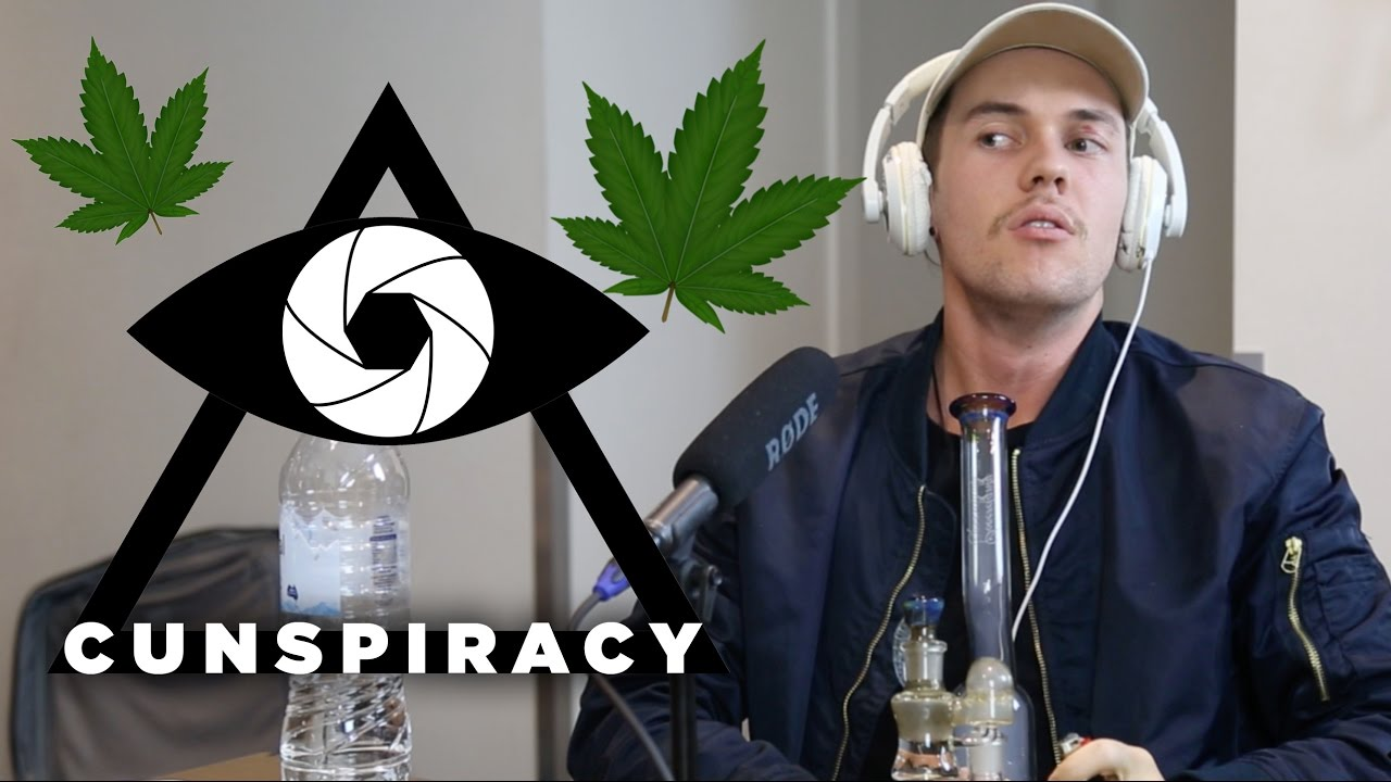 The Cunspiracy Podcast #003 - THE WEED EPISODE