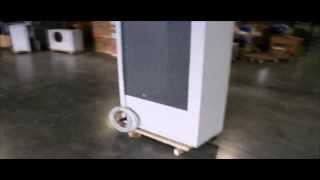 видео Компрессорно-конденсаторный блок (ККБ) DK2106BUSOF - Промышленные системы / Компрессорно-конденсаторные блоки / Серия DK1404-2406BUSOF - производство Dantex