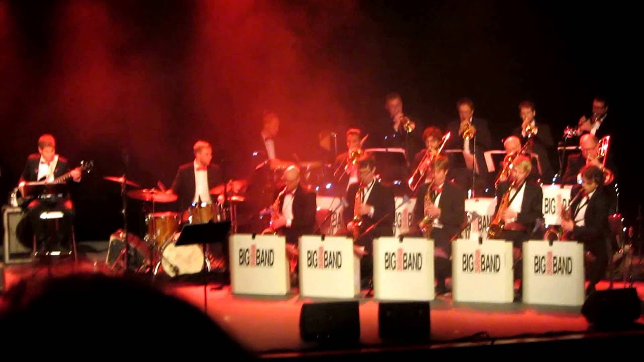 Oskarshamn Big Band - a big band christmas (arr. Carl Strommen ...