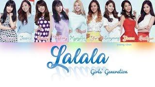 Girls' Generation (소녀시대) - La La La (랄랄라) Lyrics
