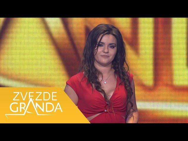 Jovana Jakimova - Trula visnja, Zlatiborske zore - (live) - ZG 1 krug 16/17 - 15.10.16. EM 4