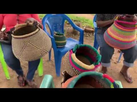 Bridge-To-Africa Connection Presents| AFI Trailblazers The Art of Basket Weaving 2
