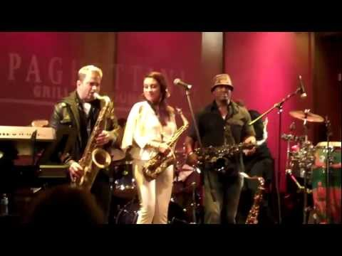 Tropical Jam Session - Jessy J, Elan Trotman, Patrick Lamb (Smooth Jazz Family)
