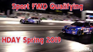 Sport FWD Qualifying Coverage | HDay Spring 2019 at MDIR | ERacer