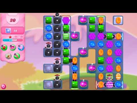 Candy Crush Saga Level 3231 NO BOOSTERS