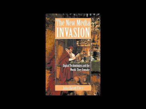 The New Media Invasion, an interview with John David Ebert part 1