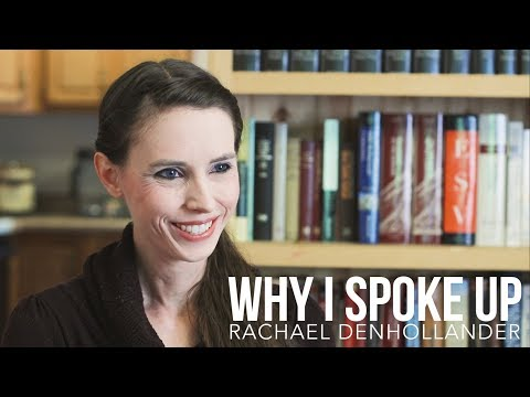 Why I Spoke Up: Rachael Denhollander
