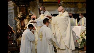 Ordenaciones diaconales y sacerdotales - 24 octubre 2020