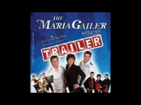 Die Maria Gailer - Deutsche Hits Trailer