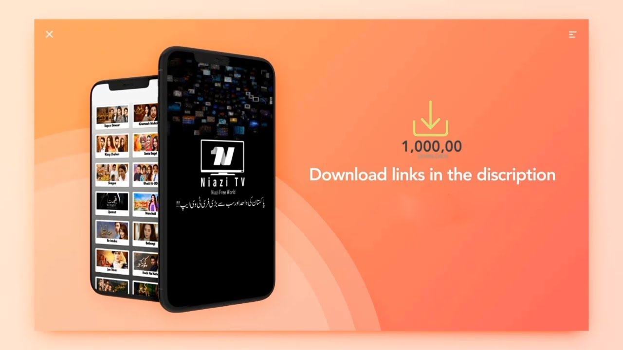 Niazi TV App Version 8.0 Free Download Now – Niazi TV Apk  #Smartphone #Android