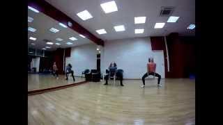 girls dancing ( Лисичка )