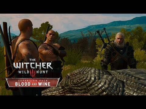 The Witcher 3: Blood and Wine - Walkthrough Part 29: The Last Basilisk [Death March]
