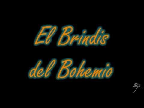 POESIA / POEMAS: El Brindis del Bohemio - YouTube