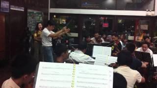 Mae Naak - rehearsal