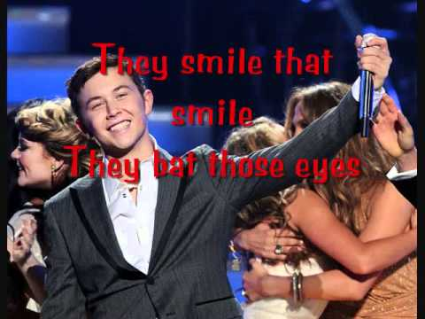 Scotty McCreery - The Trouble With Girls (with lyrics)