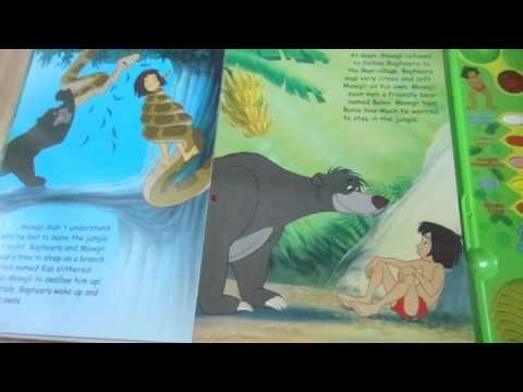 VTech Read 'n Learn Story Teller: The Jungle Book