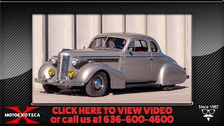 1938 Buick Eight Business Coup…