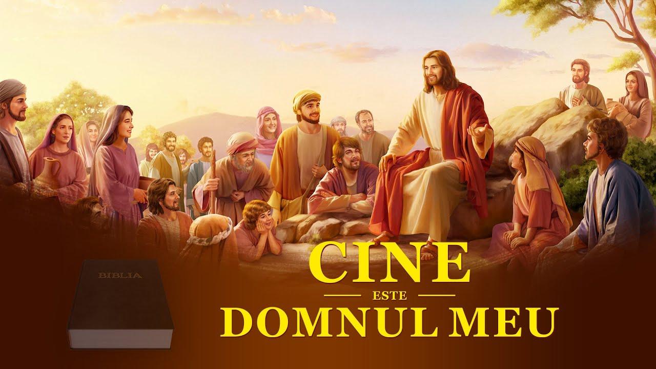 """Trailer filme biblice """"Cine este Domnul meu"""" Știți relația dintre Biblie și Dumnezeu?"""
