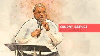 Sunday Service 4/25/2021 - Pastor Ray Harrison