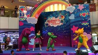 Barney's Birthday Surprise Live Show at United Square, Singapore (Part 1)