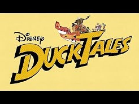 Duck Tales (2017) Intro/Opening Theme - Lyrics & Animation