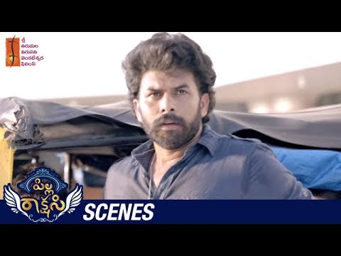 Sunny Wayne Knocked By John Kaippallil | Pilla Rakshasi Telugu Movie Scenes | Dulquer Salmaan