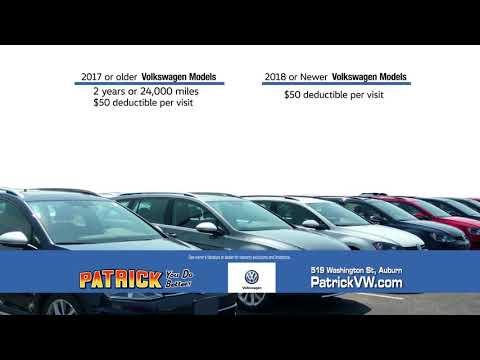 Patrick Motors Volkswagen CPO - June 2019