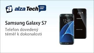 Samsung Galaxy S7: Telefon dovedený téměř k dokonalosti! - AlzaTech  #285