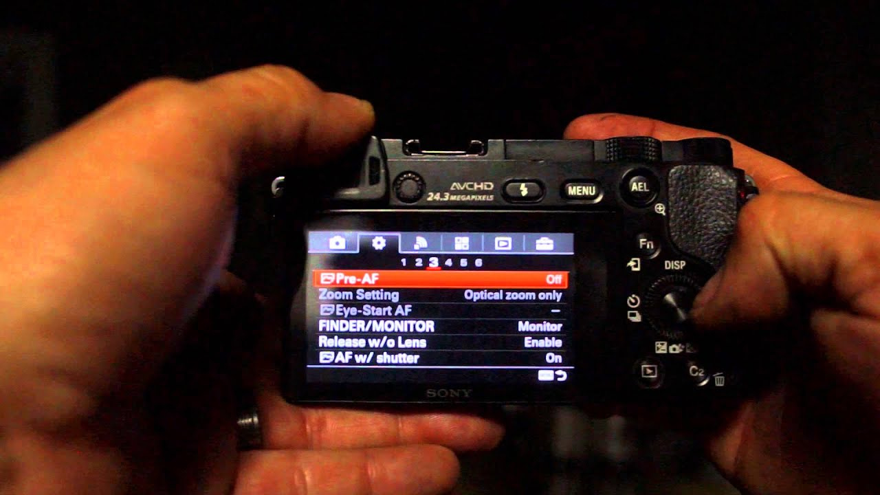 How To Shoot In Low Light With Sony A7 A6000 A6300