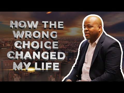 Andre Norman: How The Wrong Choice Changed My Life