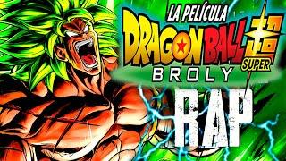 RAP DE DRAGON BALL SUPER BROLY | IVANGEL MUSIC | LA VENGANZA