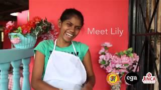 Meet Lily, Trinidad and Tobago