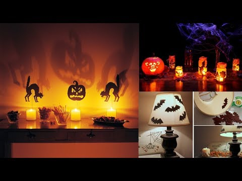 Easy DIY Halloween Crafts | Cheap Halloween Decor Ideas | DIY Costumes