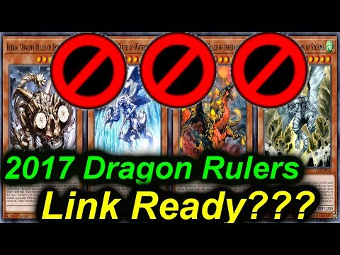 How it Would Look Like Dragon Rulers in Link Format 2017??