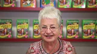 Jacqueline Wilson talks about Emerald Star