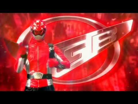 Tokumei Sentai Go-Busters - Red Buster Fan Henshin