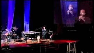 His Eye Is On The Sparrow - Sam Ocampo (piano), Allen Sovory (vocal), Abraham Laboriel (bass)