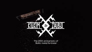 KILKIM ŽAIBU XX anniversary day 1