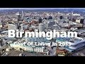 Work and life in Birmingham