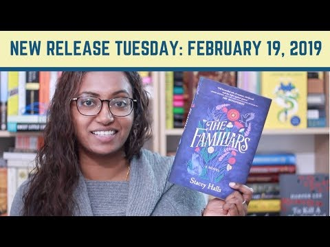 New Release Tuesday: February 19, 2019